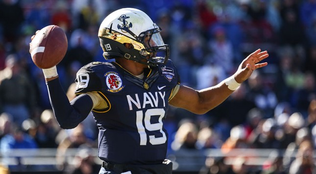 Record roasting do-everything quarterback for Navy, Keenan Reynolds, is one of the five that cannot be afforded to be lost to their teams.