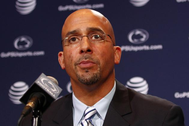 We are... waiting to see what James Franklin does at Penn State.