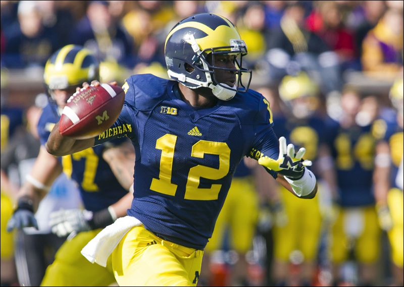 Devin Gardner Needs To Be Better The End The Student