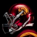 USC metallic helmet (2014)