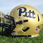 Pitt script helmet (2014)