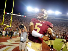 Not even his fiercest critics can deny that Jameis Winston made a very strong statement in the Heisman Trophy race Saturday night. Winston's virtually perfect second half is the best half of football from any skill player in the FBS this season if the weight of the occasion and the quality of the opponent are factored into the equation.