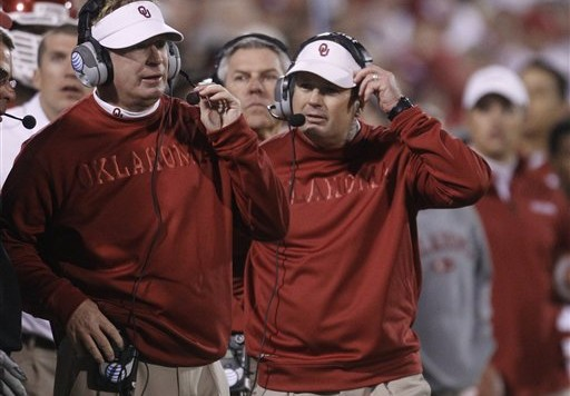 Bob Stoops Brothers Bob Stoops Mike Stoops