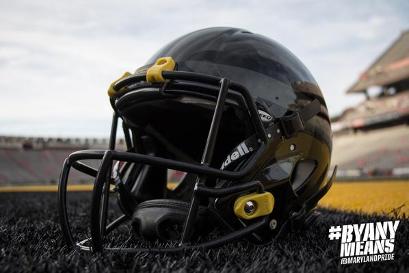 Uniform Of The Week Maryland Goes In Full Black Ops Mode