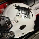 Troy football helmet (2015)