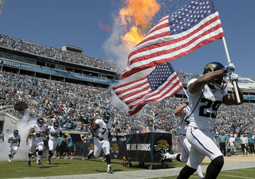Everbank_Field_Patriotism