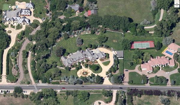 Peyton Manning S Expensive Colorado Mansion This Given
