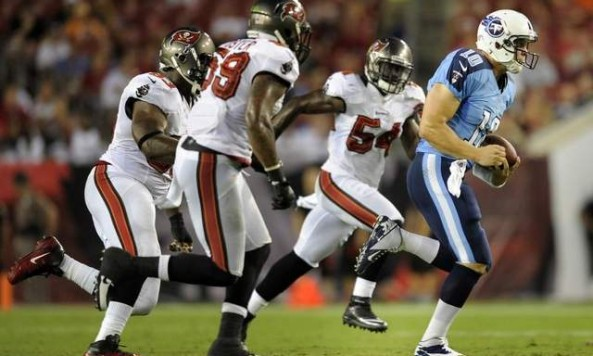 Jake Locker Scrambles