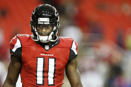 Julio Jones Preseason Ravens