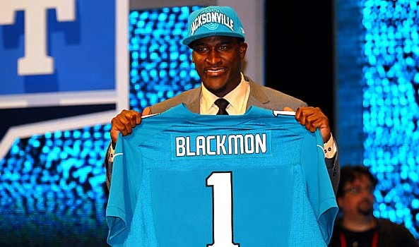 Justin Blackmon Drafted