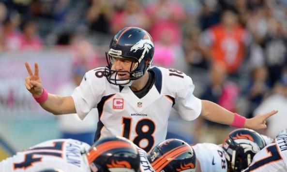 Peyton Manning Audible