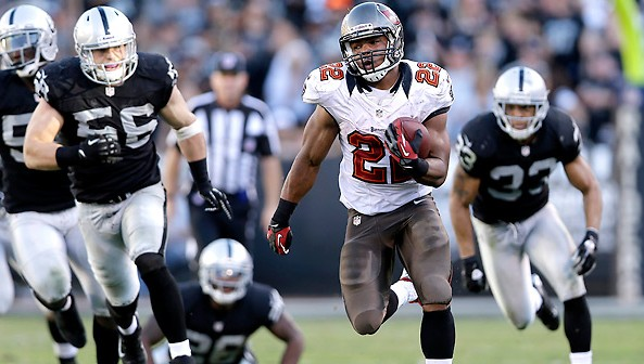 Doug Martin Raiders