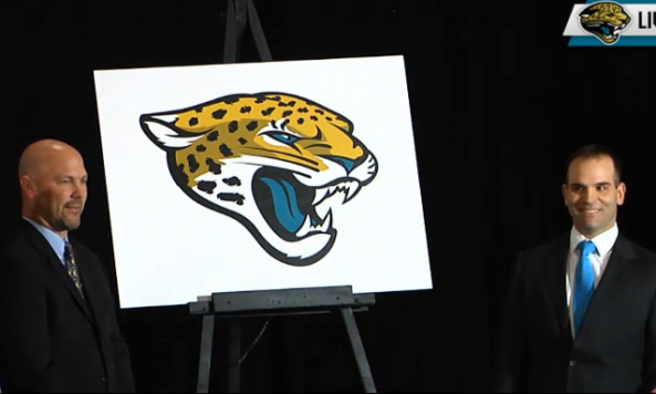 Jaguars New Logo