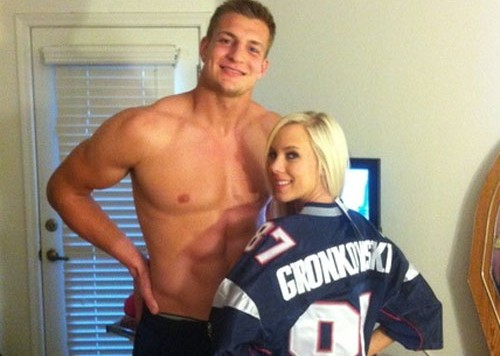 gronkporn