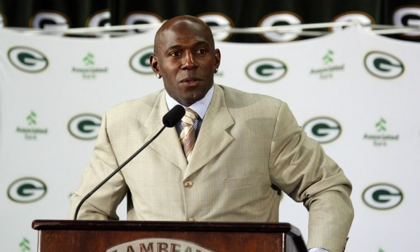 Donald Driver Retirement Press Conference