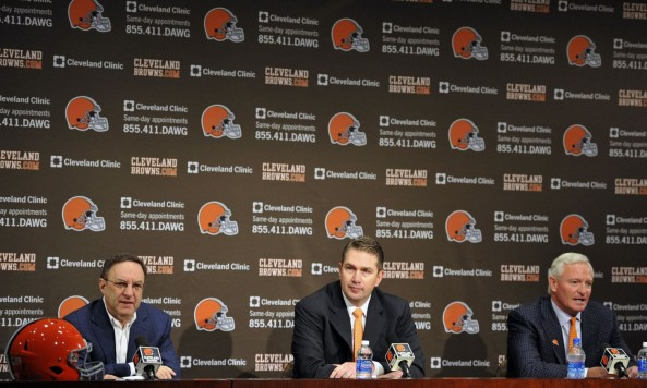 Browns Press Conference