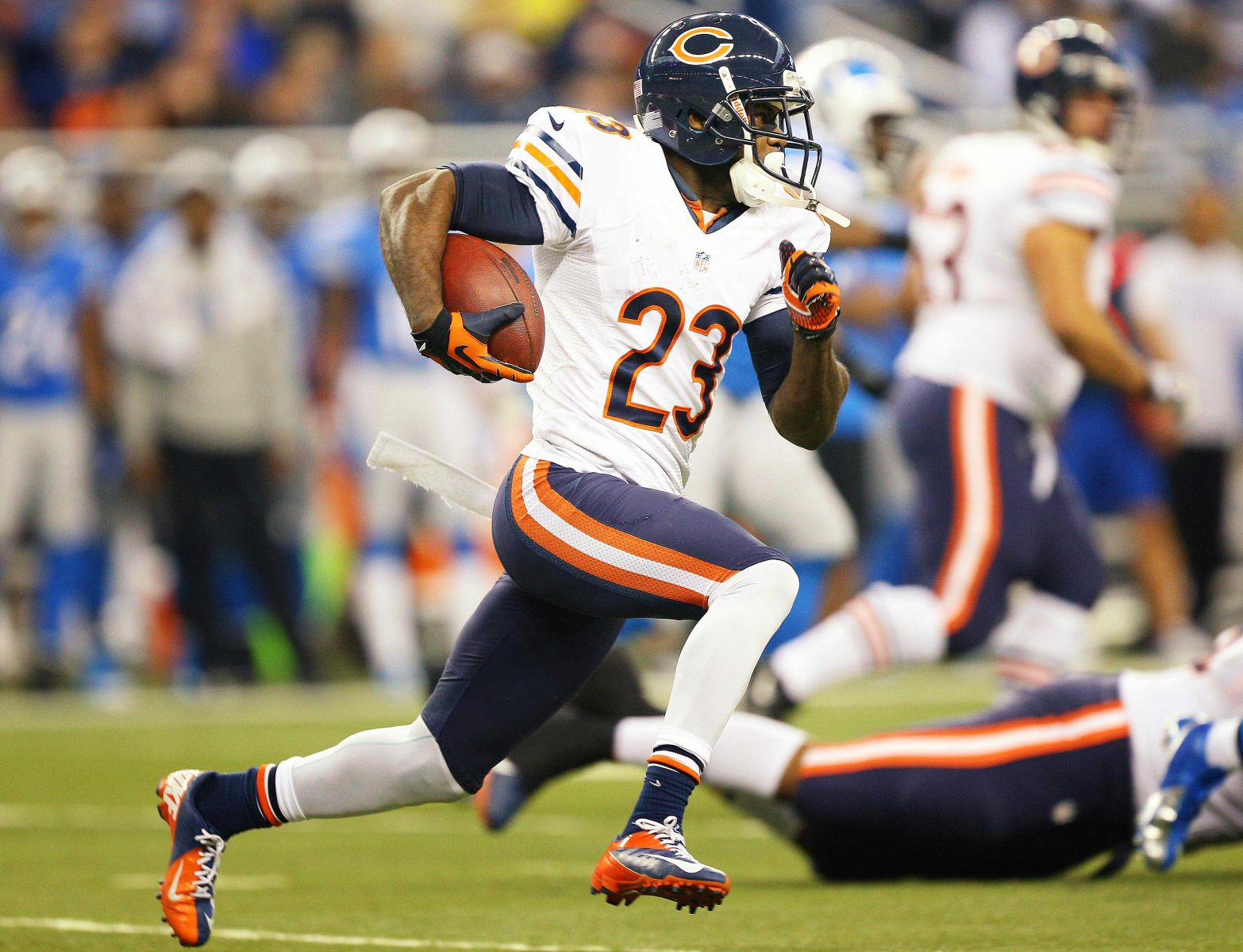 Devin Hester Is Fine With Focusing On Returning Kicks