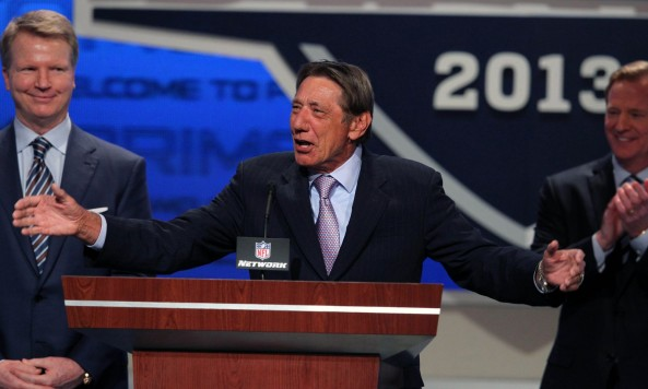 Joe Namath Draft