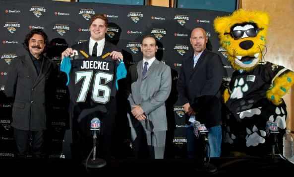 Luke Joeckel Introduction