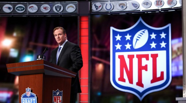 Roger Goodell NFL Draft(1)