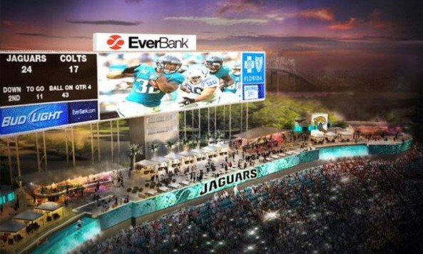 Jaguars Concept Video Boards