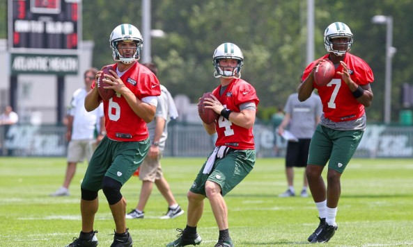 Jets Quarterbacks(1)