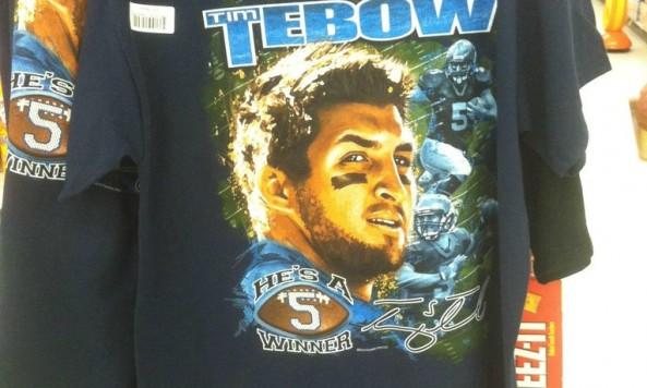 Tim Tebow Shirts