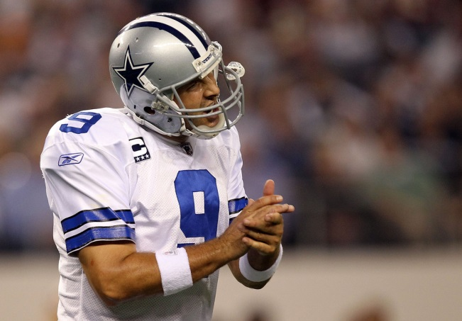 Overpaid NFL Player Tony Romo