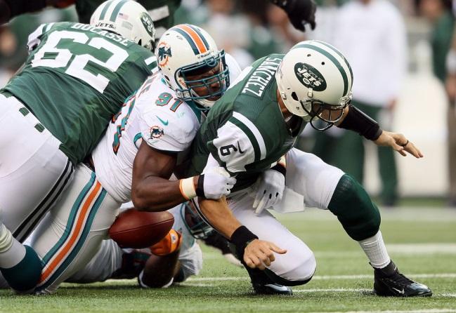 Overpaid NFL Player Mark Sanchez