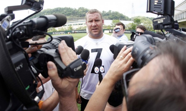 Ben Roethlisberger Media