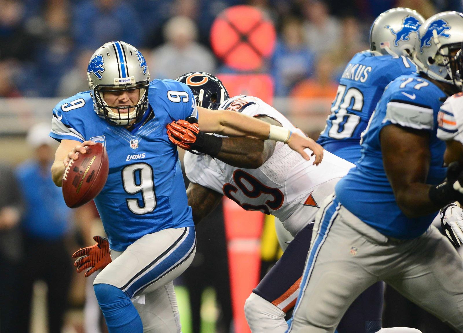 Can Matthew Stafford Be Successful In Detroit This