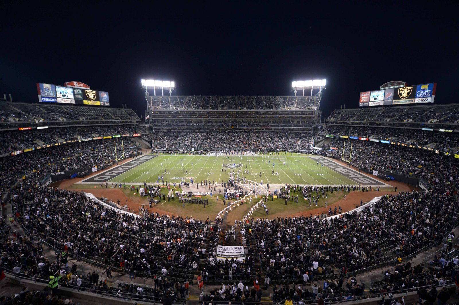 Raiders Hope To Build 800 Million Stadium This Given Sunday