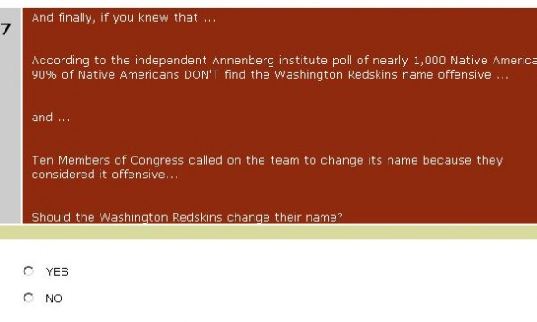 Redskins Survey Name Pic 2