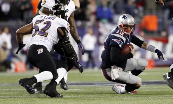 Tom Brady Sack