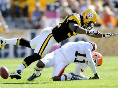 Browns Concussion