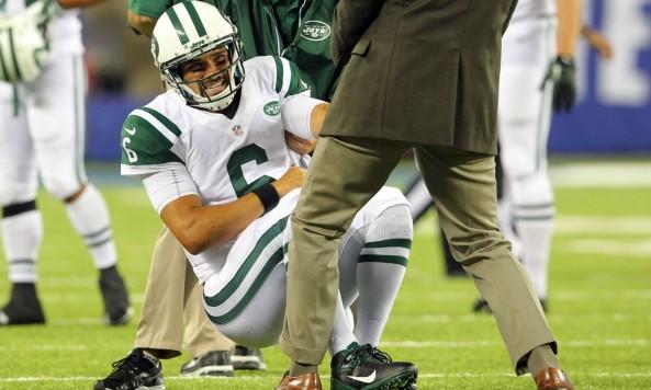 Mark Sanchez Shoulder Injury