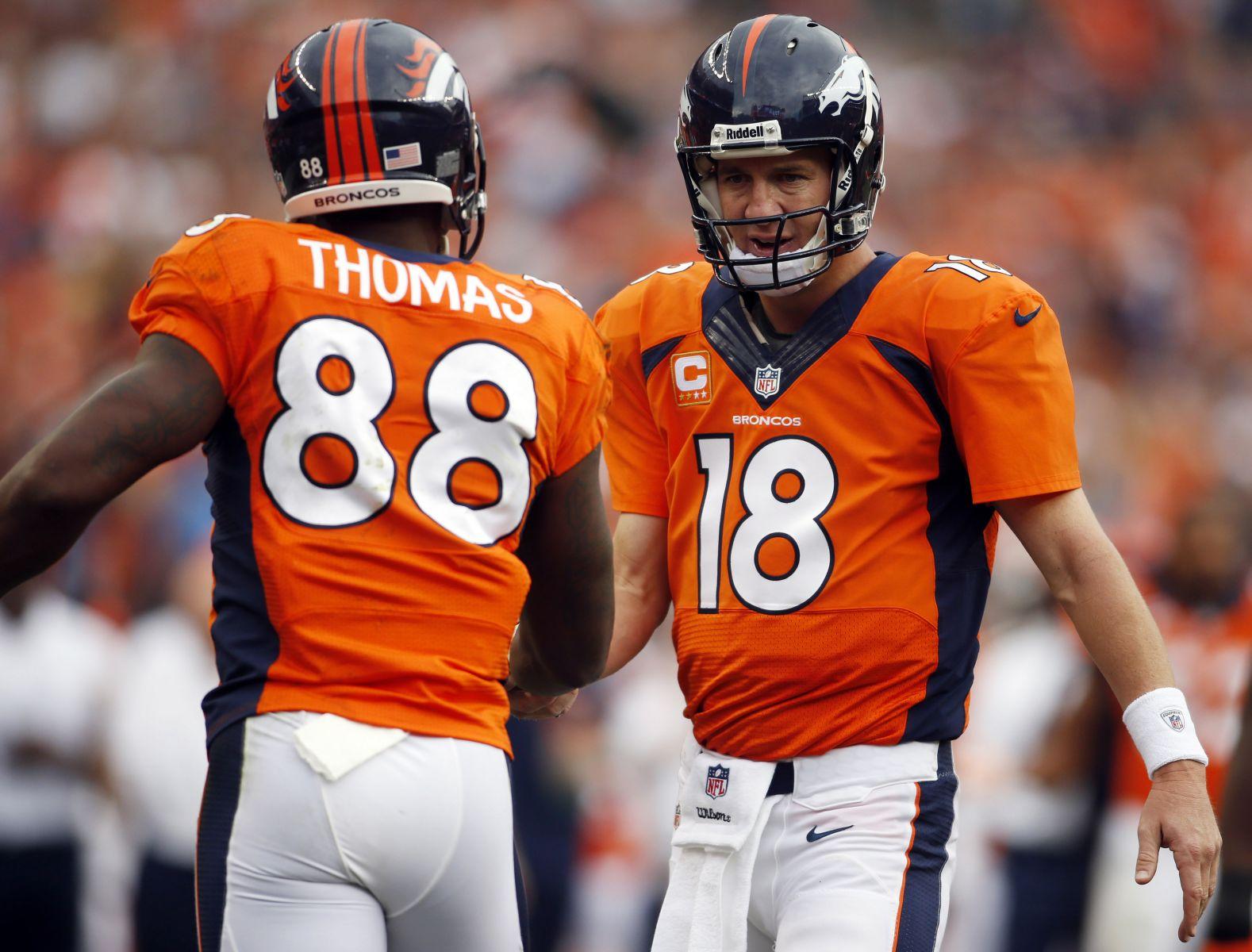 2013 Denver Broncos Vs 2007 New England Patriots Which