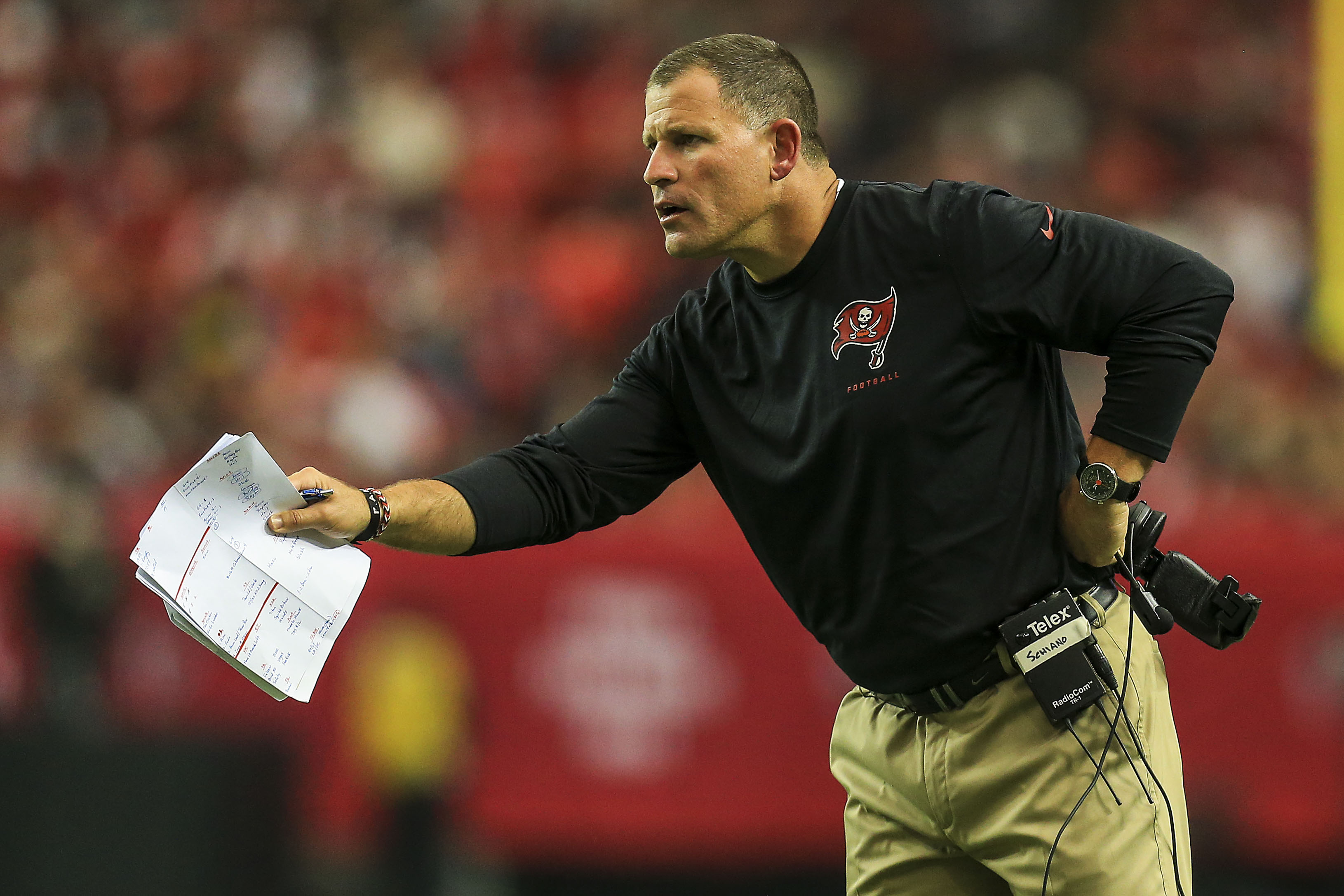 Will Greg Schiano Lose His Job Before The End Of The