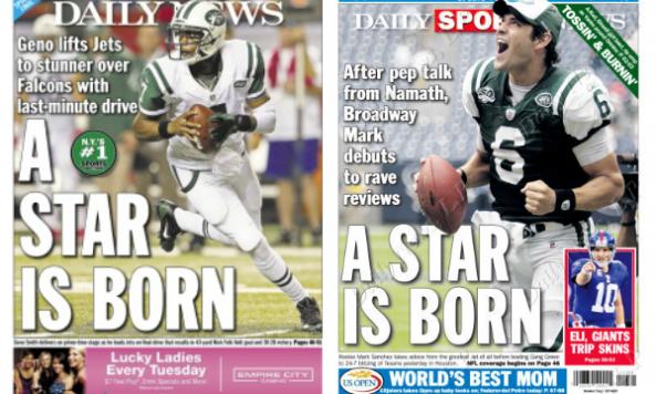 NY Daily News Star Cover