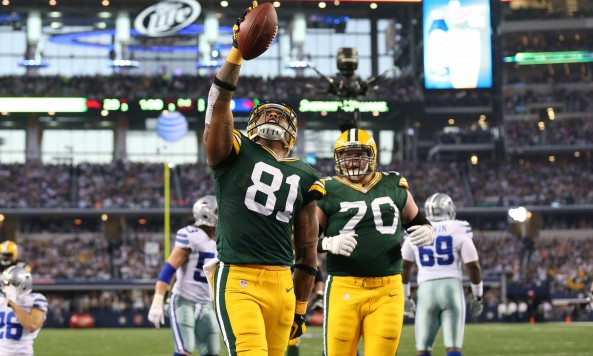 Packers Comeback Win Over Cowboys