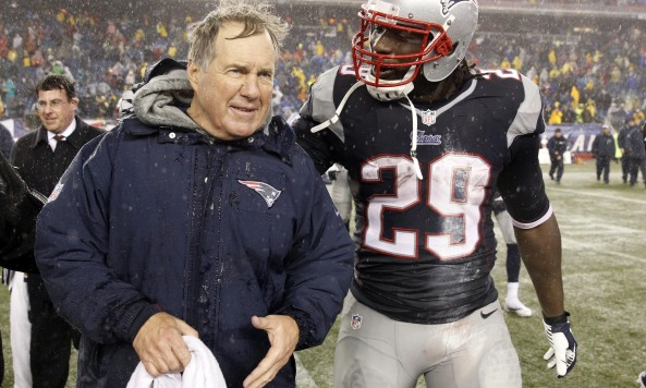 Bill Belichick Win Over Colts 2014 Postseason