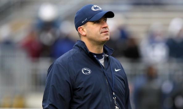 Bill OBrien Penn State Head Coach