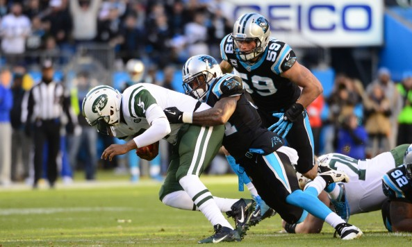 NFL: New York Jets at Carolina Panthers