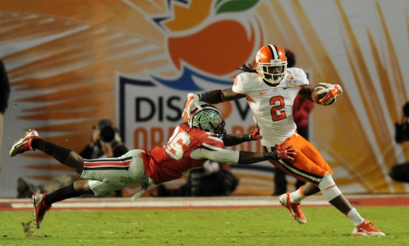 NCAA Football: Orange Bowl-Ohio State vs Clemson
