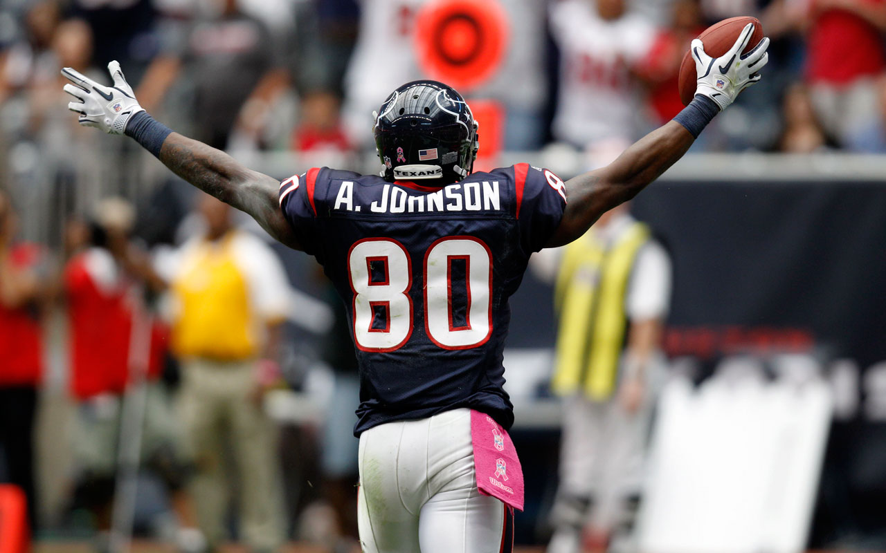 Andre Johnson Signs With Colts This Given Sunday