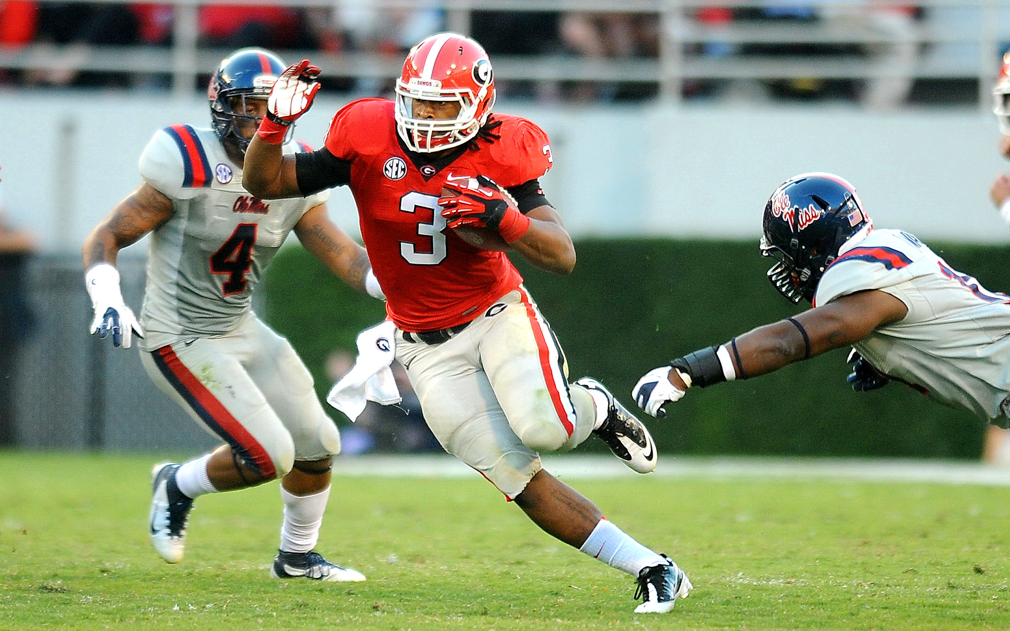 2015 Nfl Draft Profile Todd Gurley This Given Sunday