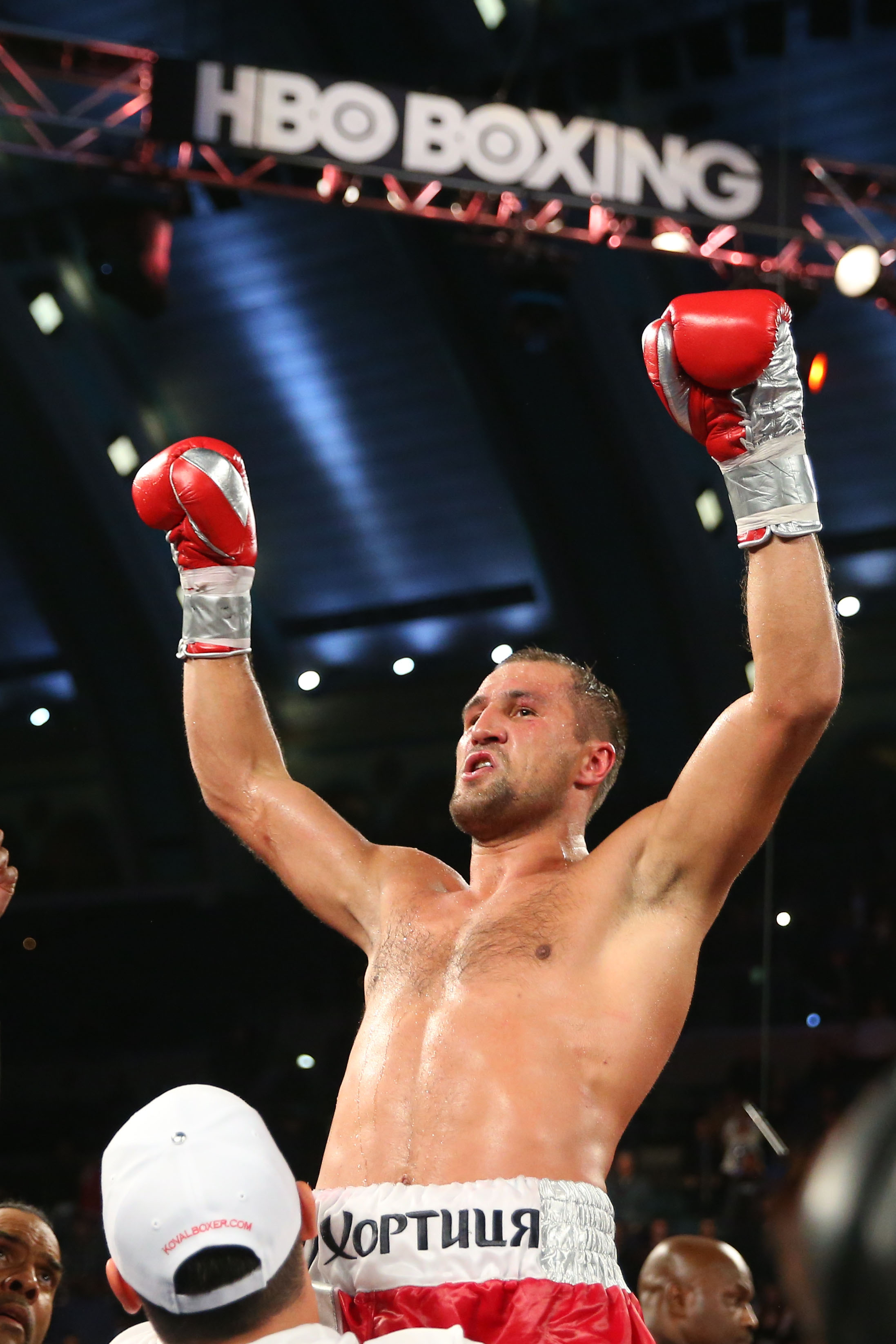 Boxing: Hopkins vs Kovalev