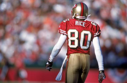 Jerry Rice #80