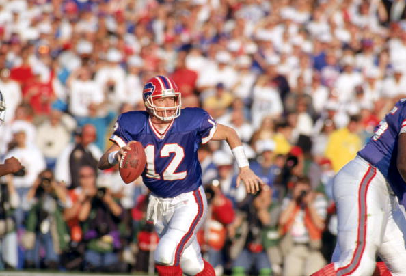 Super Bowl XXVII: Buffalo Bills v Dallas Cowboys