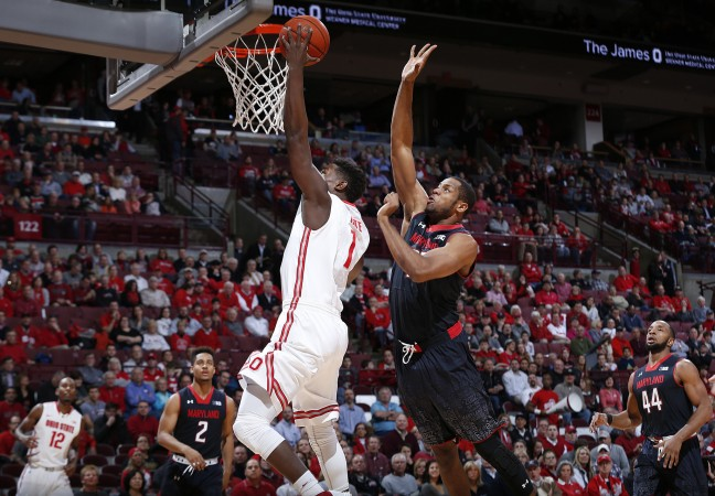 bal-maryland-terps-ohio-state-dangelo-russell-20150129-e1422632792187